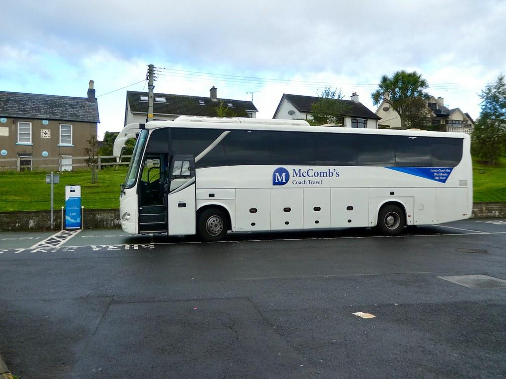 McComb's coach tours, Belfast