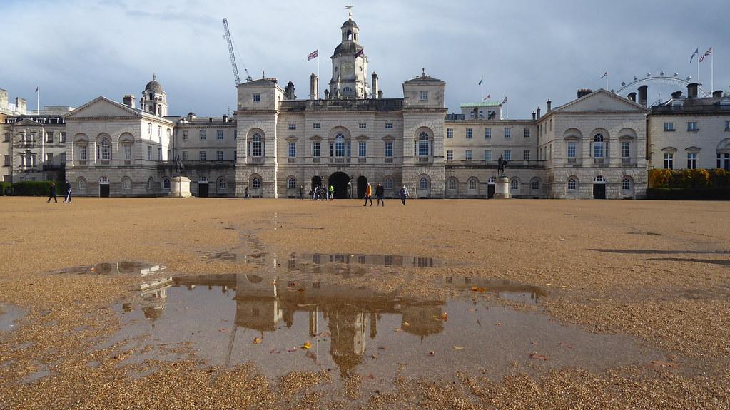 Horse Guards Parade, Central London