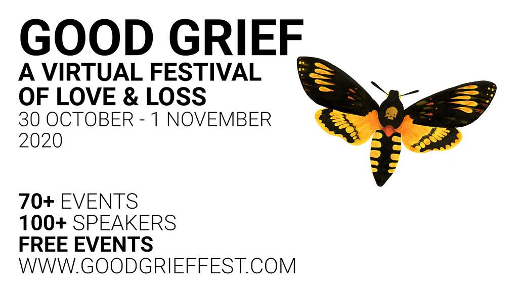 Good Grief Festival Banner
