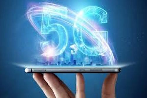 Imagen promocional de la tan esperada y criticada tecnología 5G
