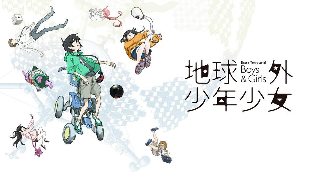 201028 - 電腦線圈「磯光雄」監督闊別15年全新動畫《地球外少年少女》宣布2022年初春放送、男女主角陣容&海報出爐!