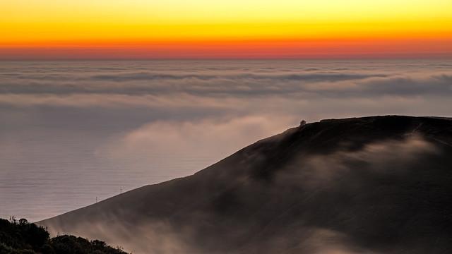 Golden Montara Mountain