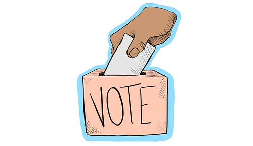Opinion: Voting in the age of social media