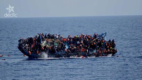 Opriți abuzurile asupra refugiaților!