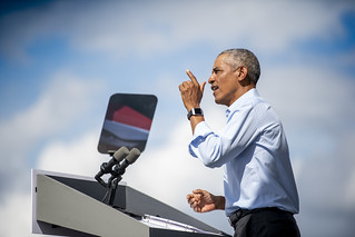 Drive-In Rally with President Obama - Orlando, FL - October 27, 2020