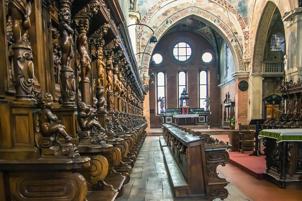 Abbazia di Chiaravalle 29