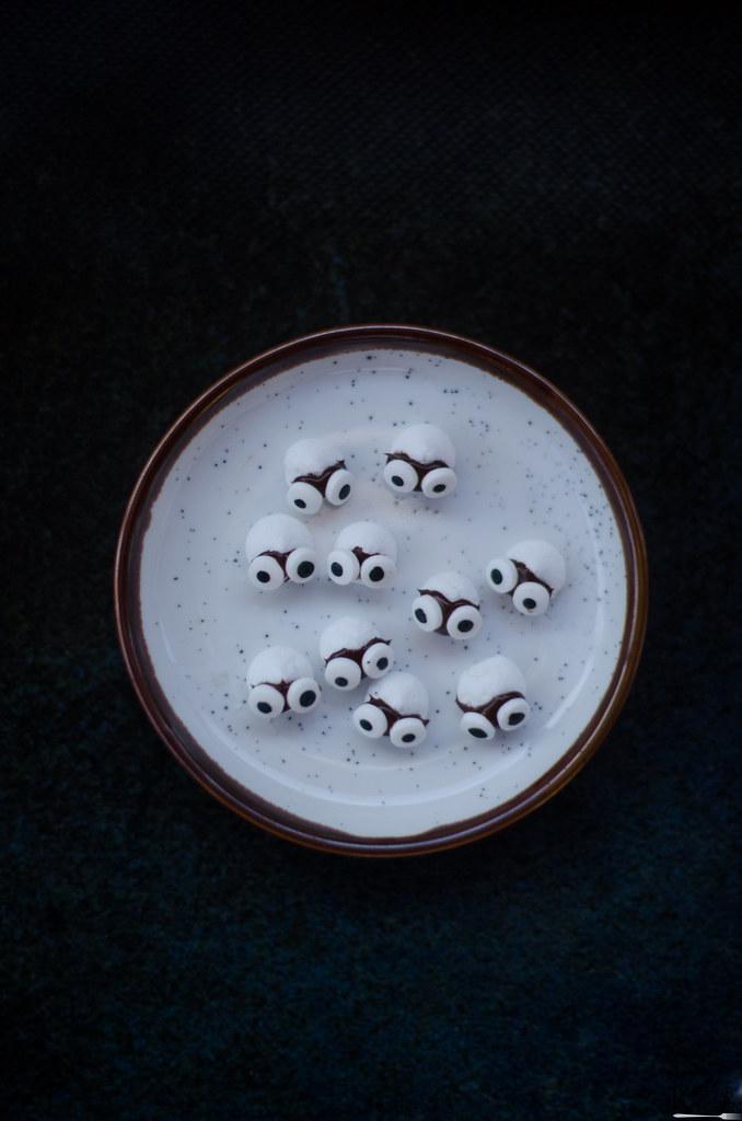 fantasmini di meringa