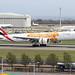 A6-EQO  -  Boeing 777-31H(ER)  -  Emirates Airline  -  LHR/EGLL 28/10/20