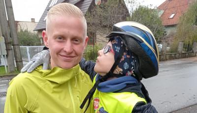 Tomáš Štverák chce během tří dnů 30 krát vyběhnout na Radhošť