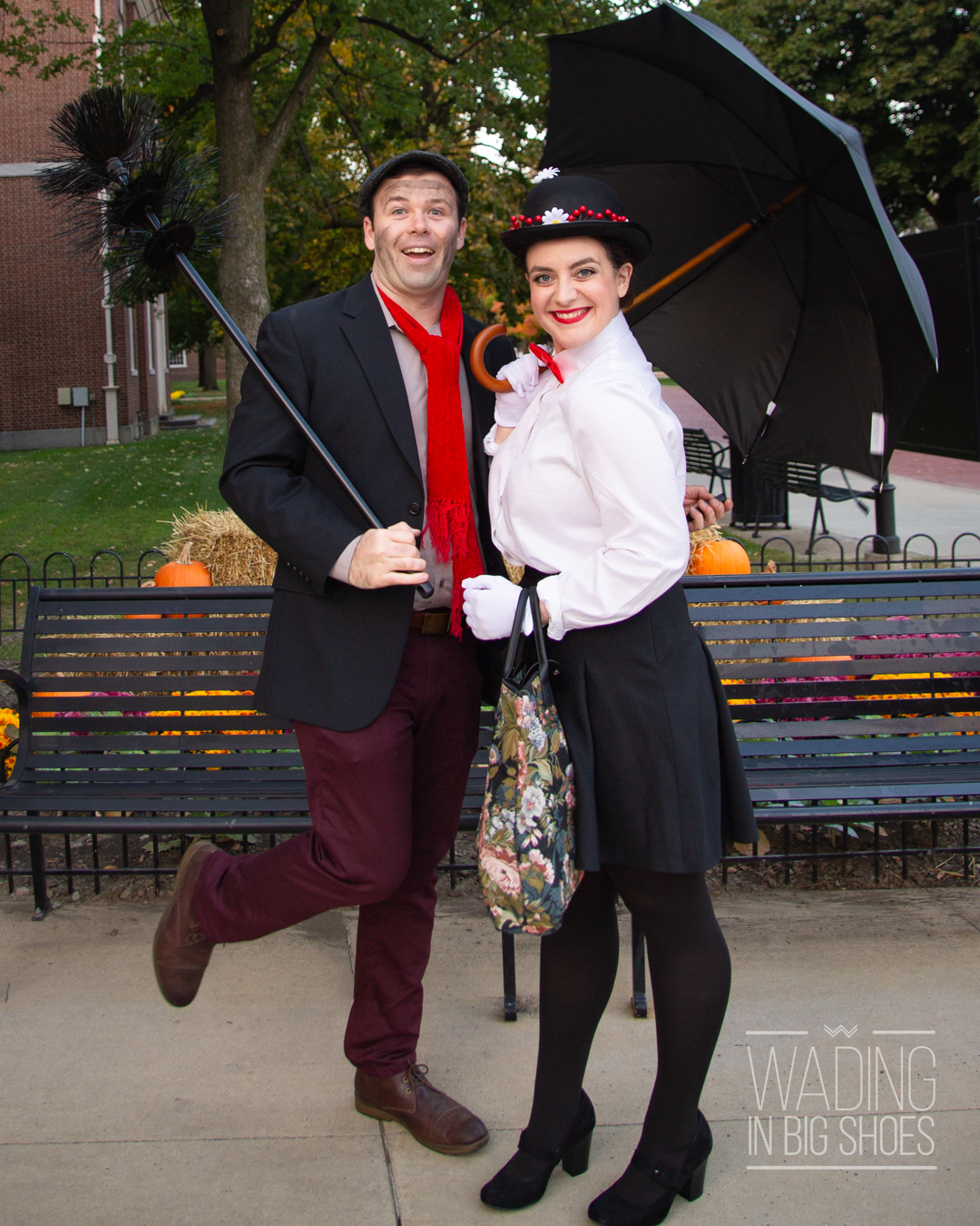 Wading in Big Shoes - Hallowe'en in Greenfield Village, 2020 Edition: A Reimagined Celebration