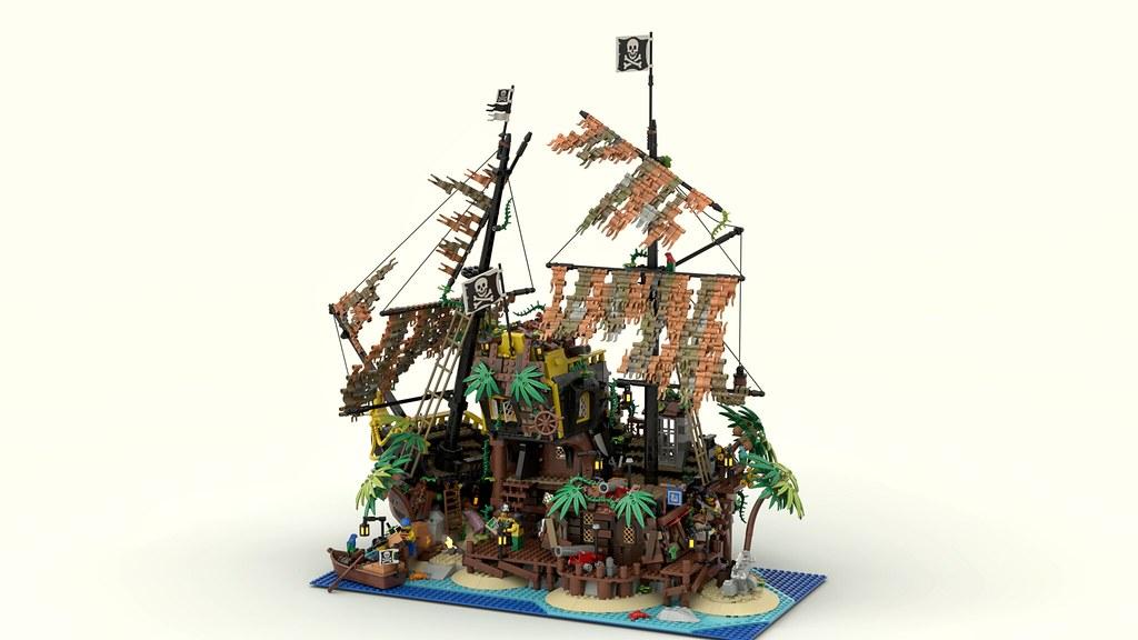 Pirates of Barracuda Bay_mod4b (reddish sail)_1a