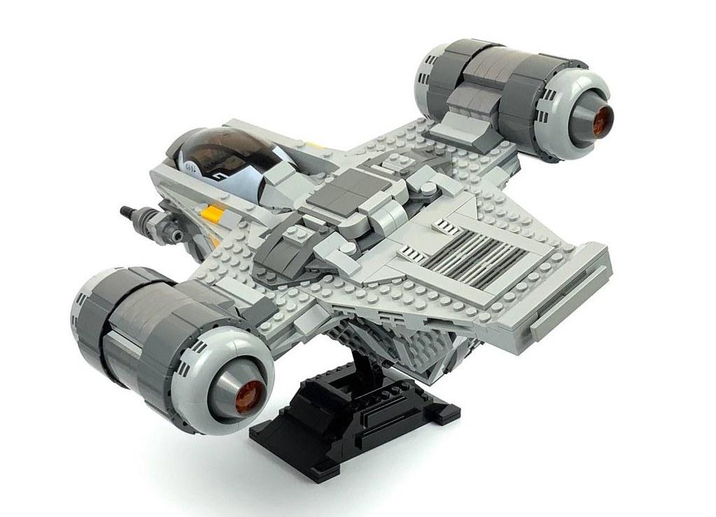 Lego Star Wars - The Razor Crest (The Mandalorian)