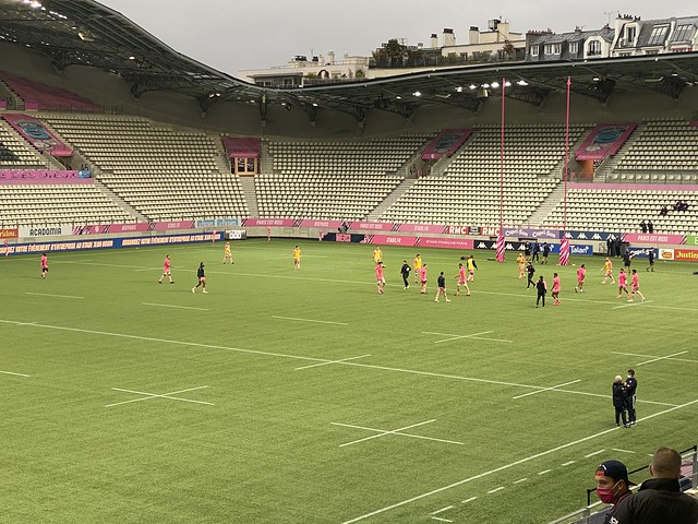 Stade vs Racing - 24 octobre 2020