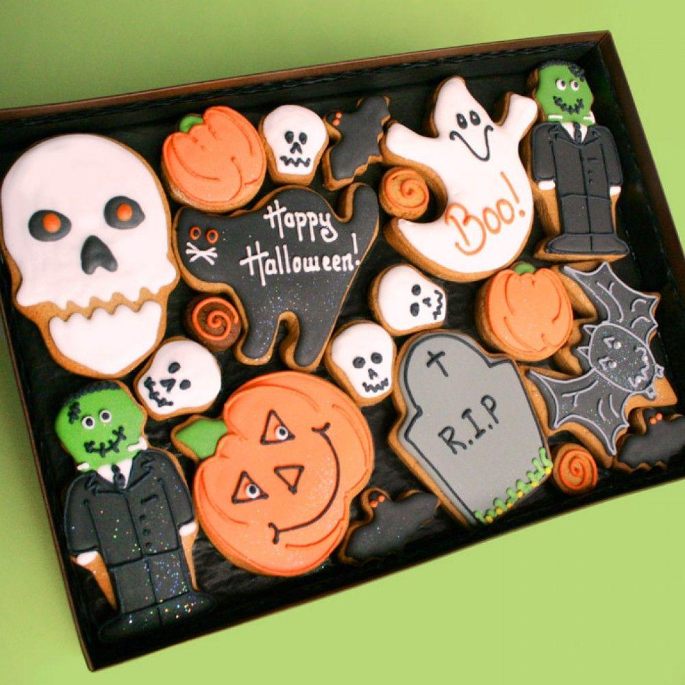 Halloween Sweet Cookie Box
