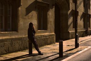 Pensive - Oxford.