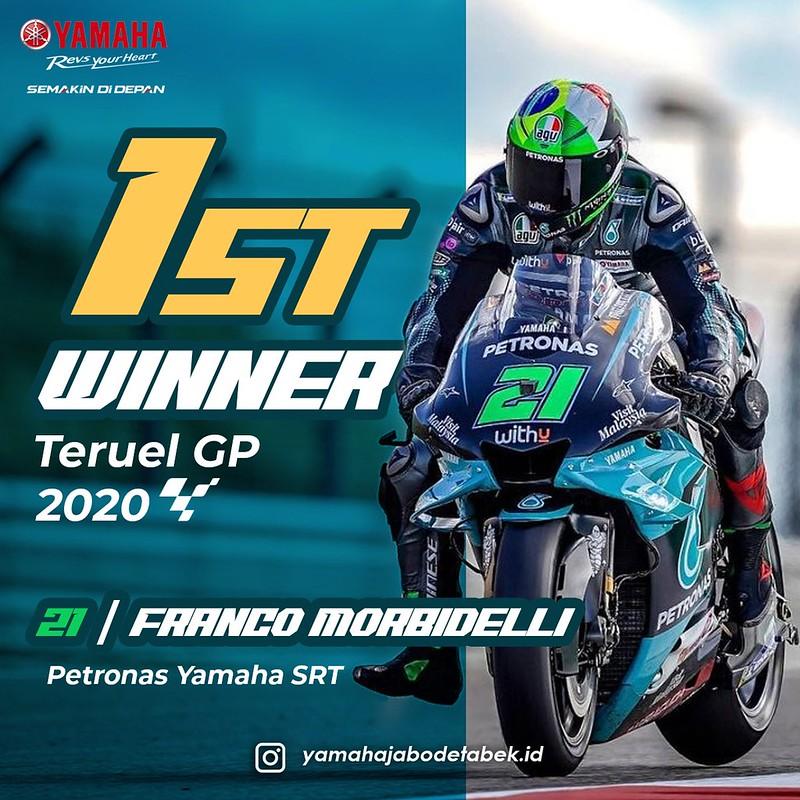 GP Teruel Winner