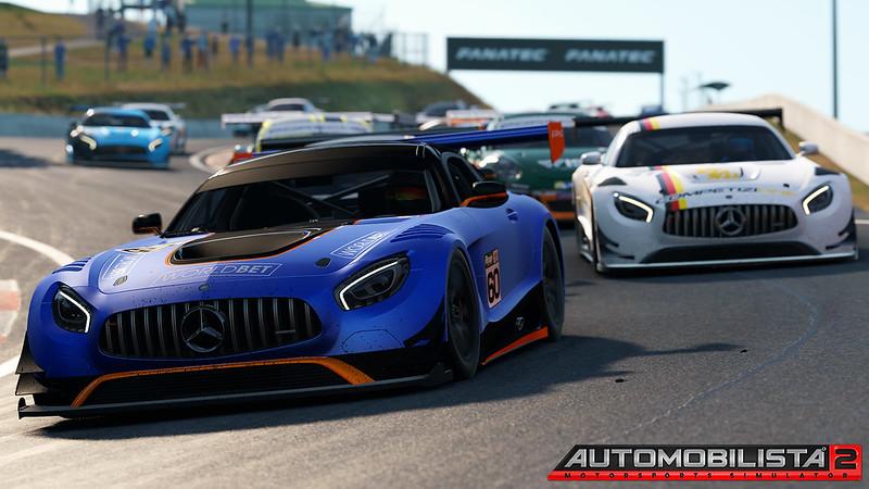 Automobilista 2 October 2020 Development Update