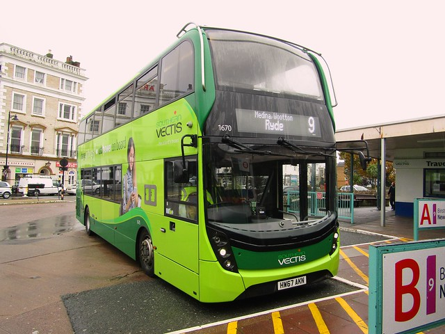 Southern Vectis 1670