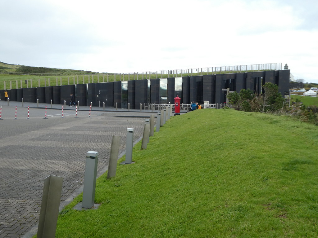 National Trust Visitor Centre, Giant's Causeway