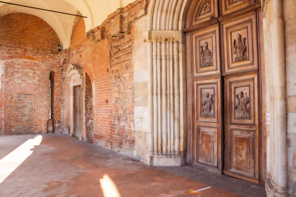 Abbazia di Chiaravalle 5