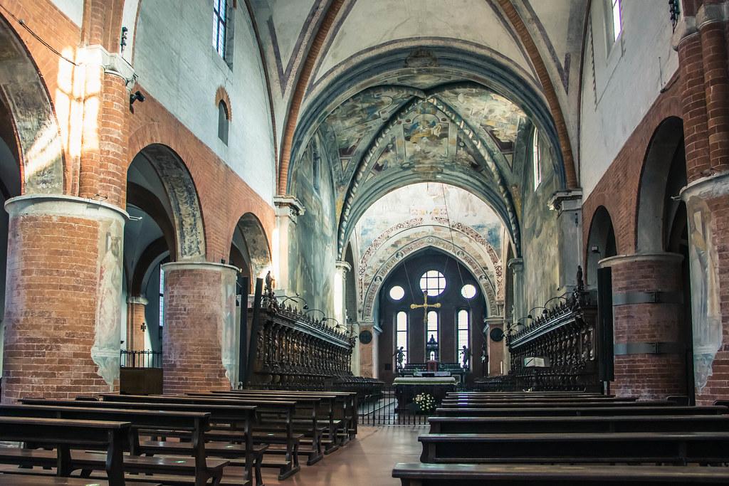 Abbazia di Chiaravalle 26