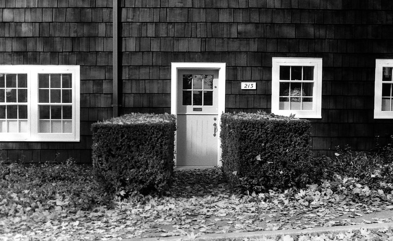 Door and Windows on King St._