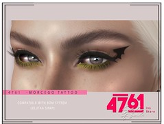 4761 - Morcego Make Up