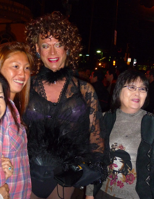 Halloween in San Francisco