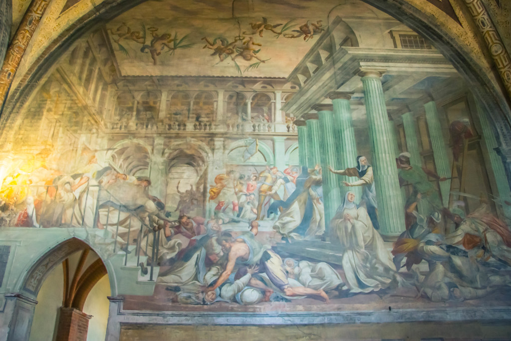 Abbazia di Chiaravalle 36
