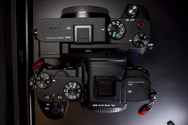 Sony A7c and A7III
