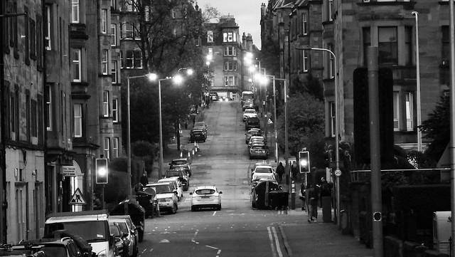 Ascend the Road Into Nightfall