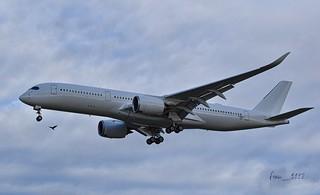 ALAFCO A350-900 ( F-WZFV MSN323)