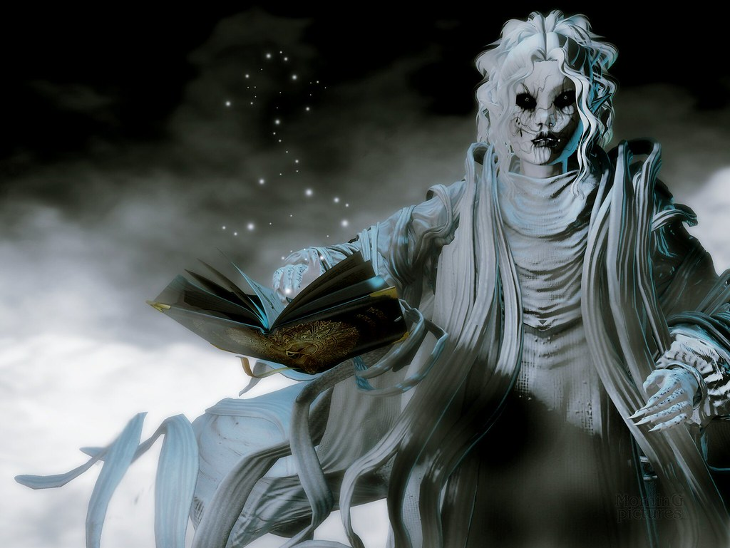 Morningstar with out Book of Shadows - [Chris Two Designs]