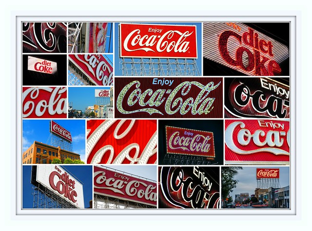 after 80 years the giant coca-cola sign is coming down