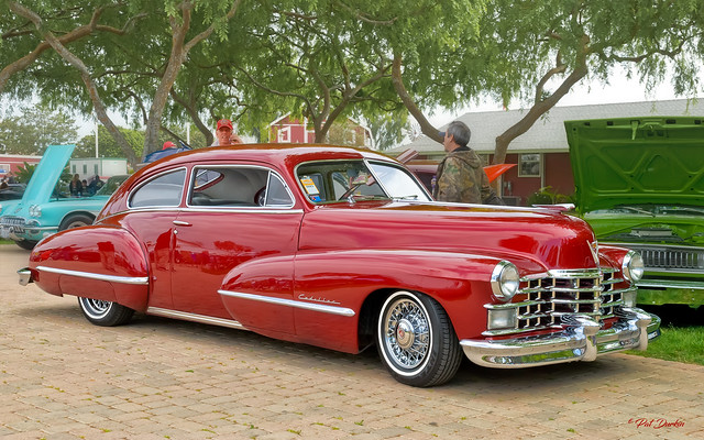 1947 Cadillac Club Coupe