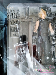 Play Arts Kai - FF7 Remake Cloud Strife (Version 2) | by moggymawee