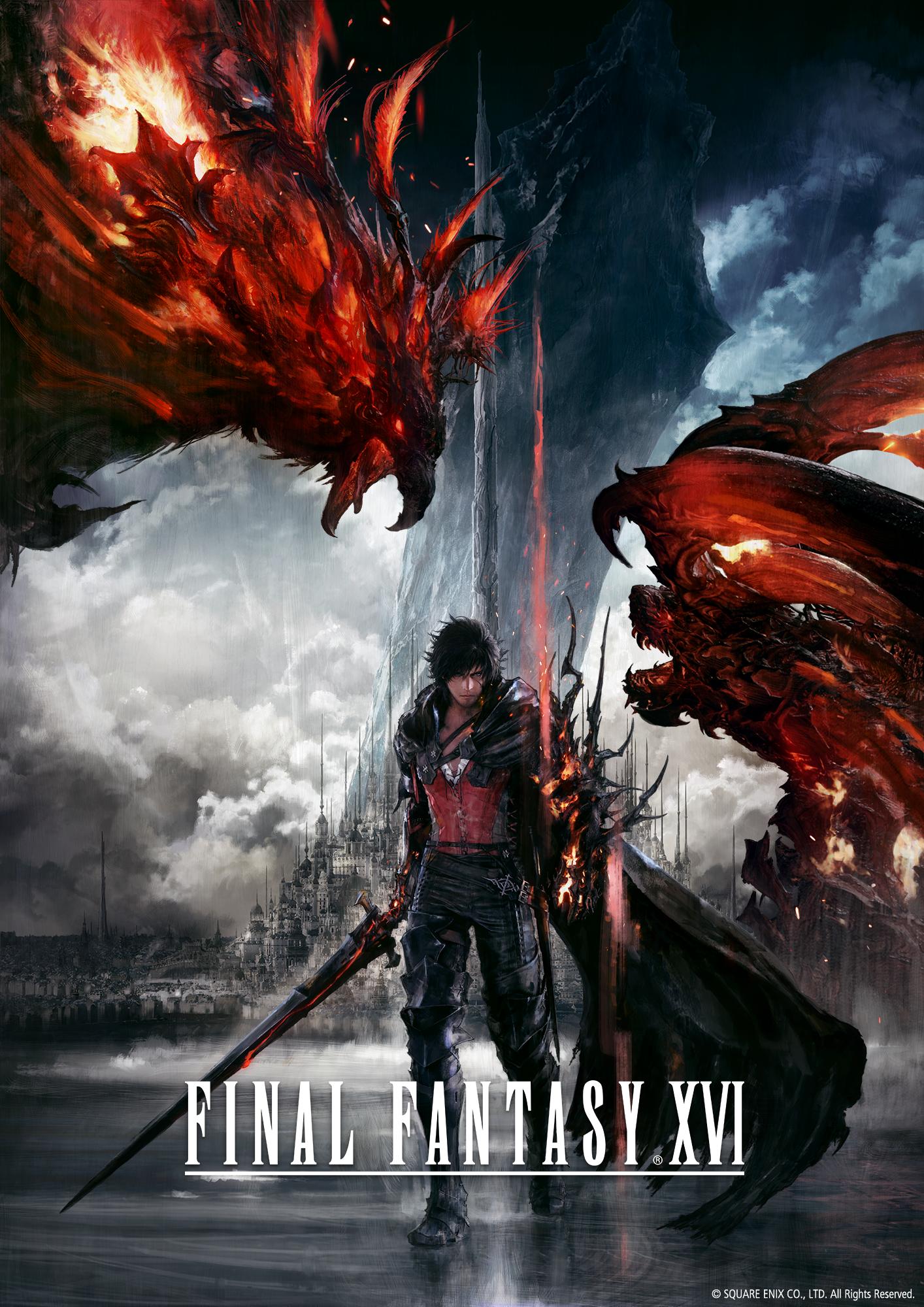 Presentazione del mondo e dei personaggi di Final Fantasy XVI – Il Blog  Italiano di PlayStation