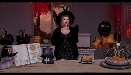 """""""...the one of the Halloween preparations"""""""