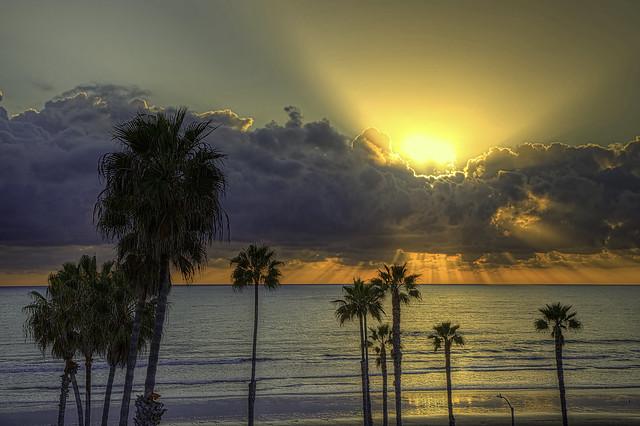 O'Side Beach Sunset 17-2-22-20-2-5Dii-24X105mm