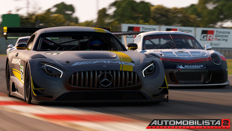 AMR2 2015 Mercedes AMG GT3