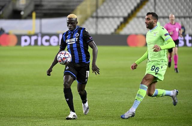 Club Brugge - Lazio 28-10-2020
