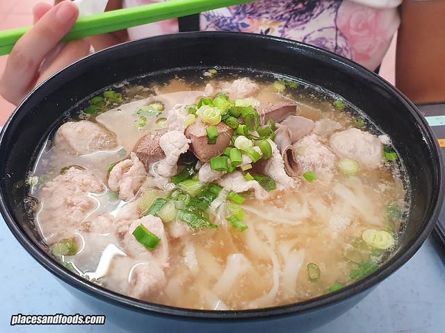 tien tien pork noodles kajang