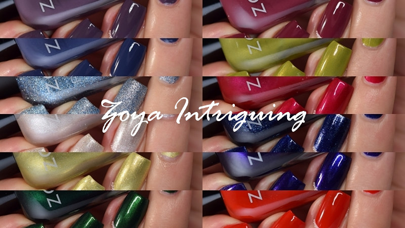 Zoya Intriguing Collection