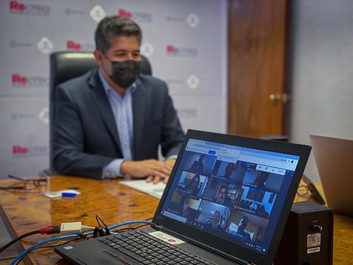 """28 Oct 2020 . Secretaría de Educación Jalisco . Inauguran en Jalisco webinars """"10 Semanas por 1000 Días de Vida""""."""