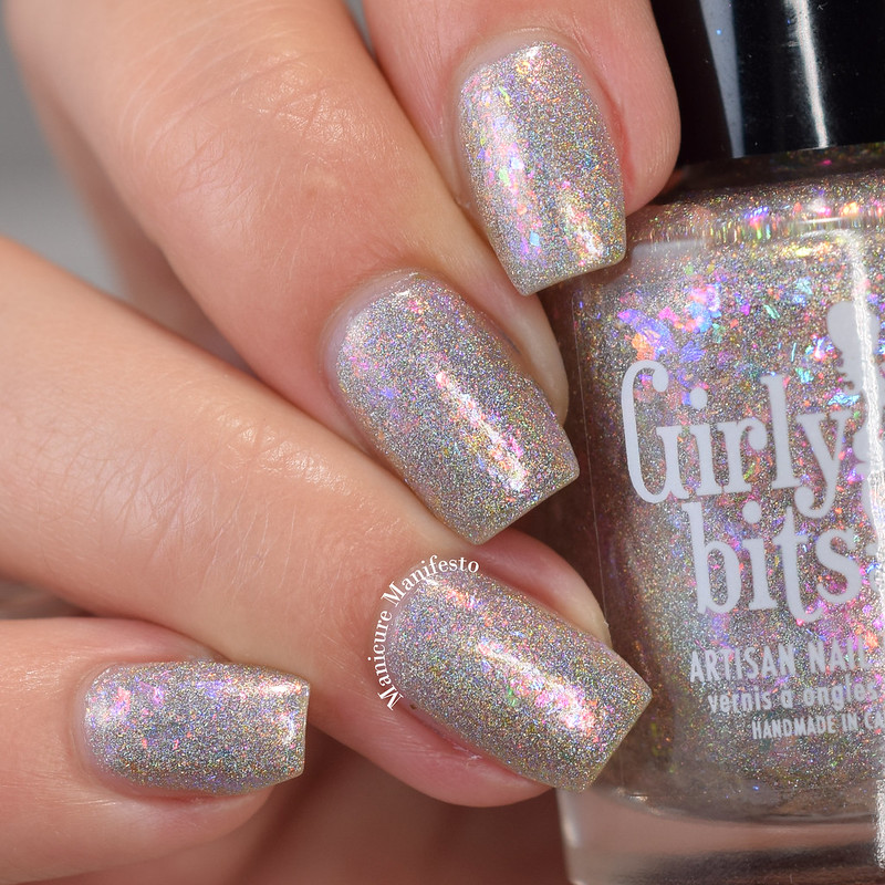 Girly Bits Rock My World review