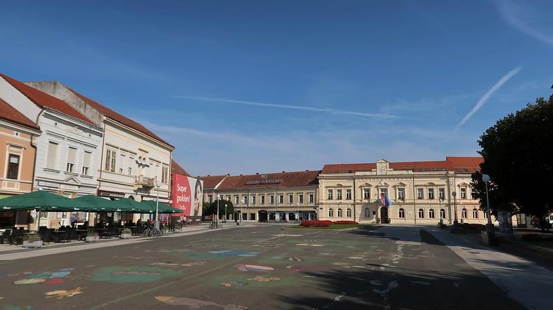 Koprivnica, CROATIA, September 2020
