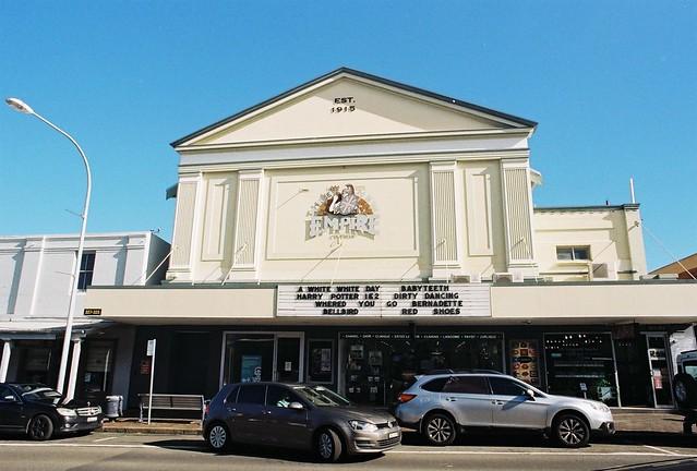 Empire Cinema.