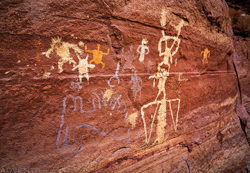 Unusual Pictographs