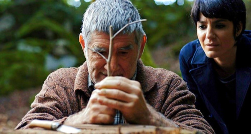 Amama, inicio de un Cineclub para personas mayores