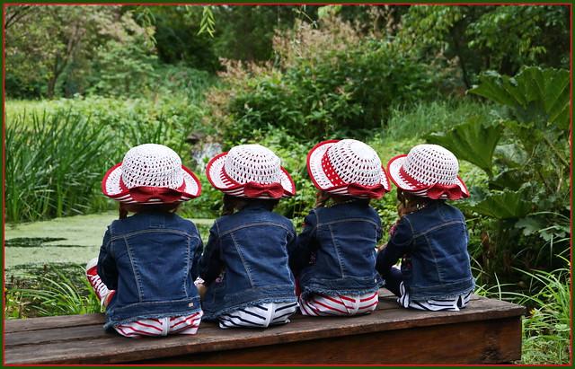 Kindergartenkinder  ...